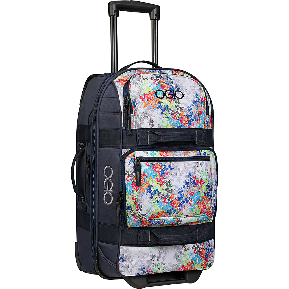 OGIO Layover 22 Rolling Carry On Snapdragon OGIO Softside Carry On
