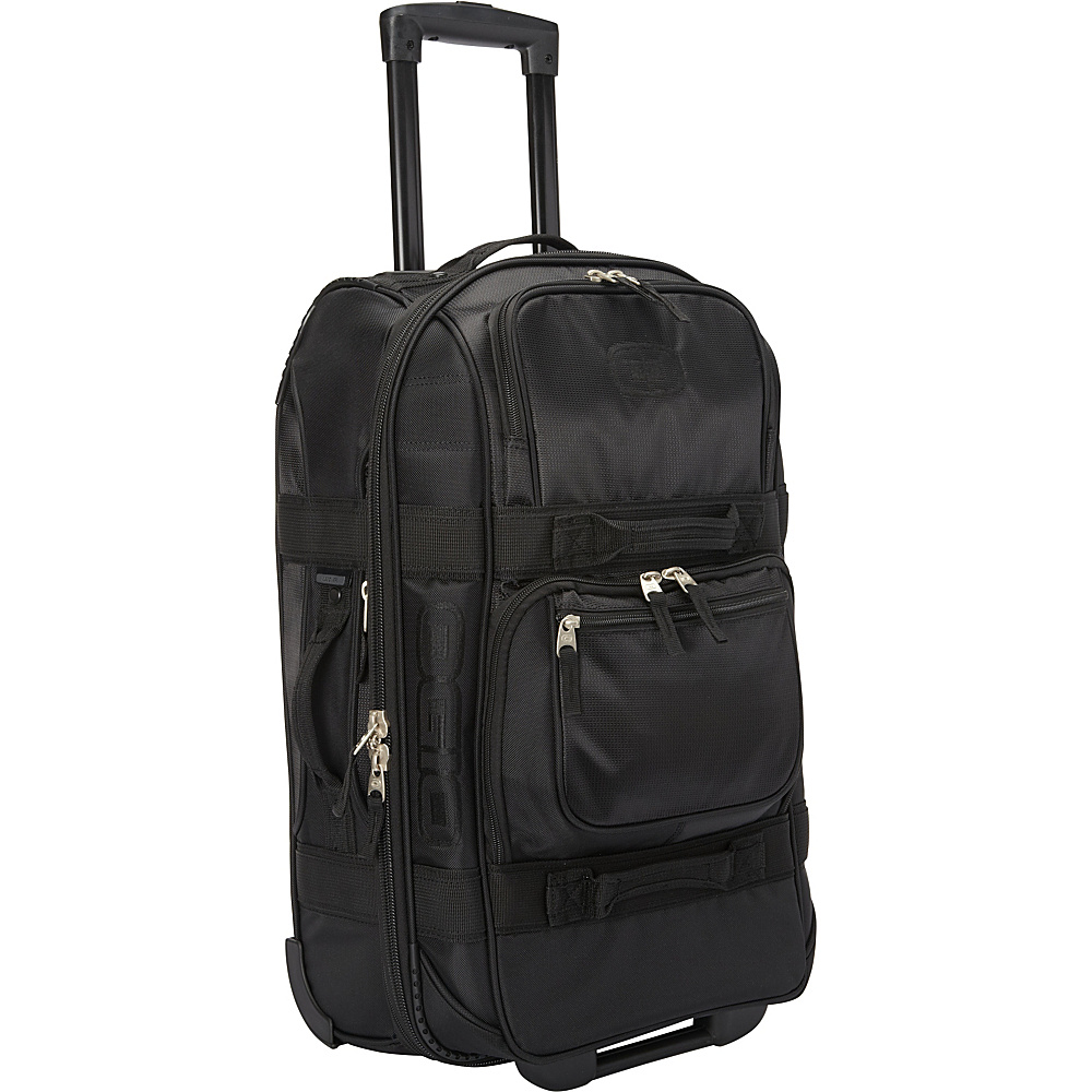 OGIO Layover 22 Rolling Carry-On Stealth - OGIO Softside Carry-On - Luggage, Softside Carry-On