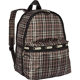 Basic Backpack Persing Plaid