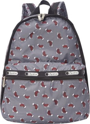 LeSportsac Basic Backpack Terrier Toss - LeSportsac School & Day Hiking Backpacks