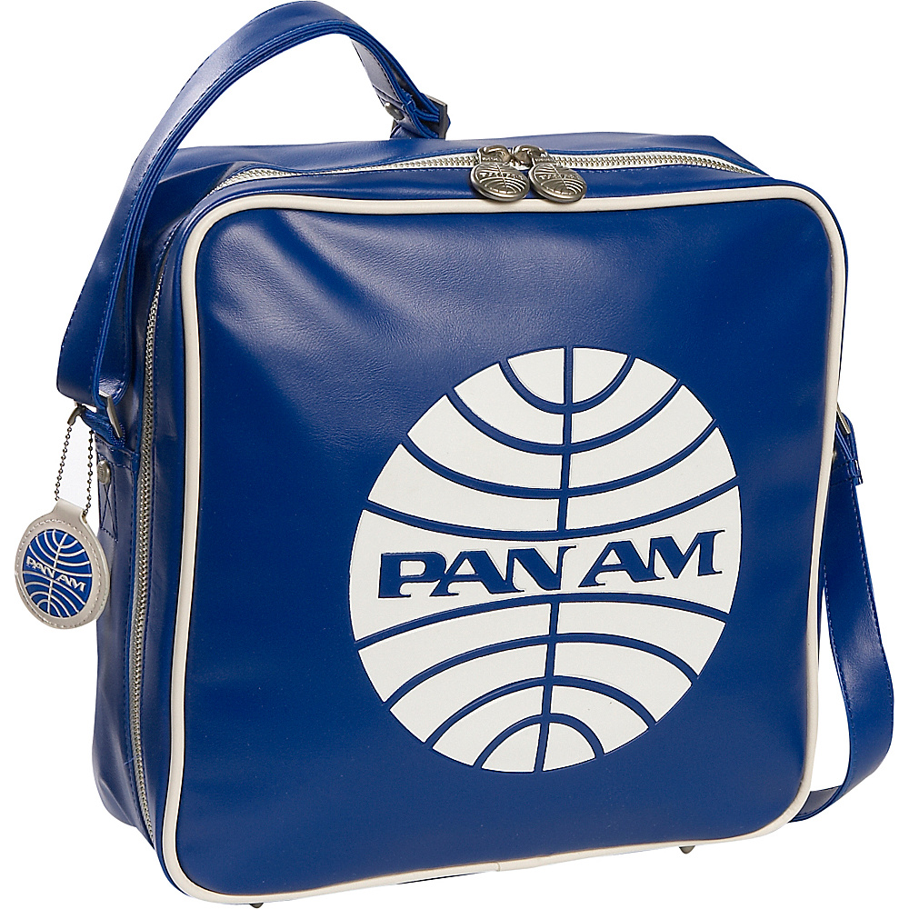 Pan Am Innovator Pan Am Blue/Vintage White - Pan Am Luggage Totes and Satchels - Luggage, Luggage Totes and Satchels
