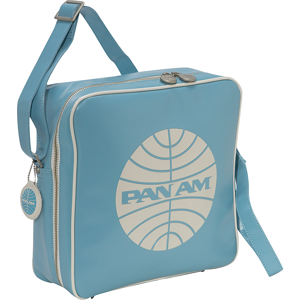 Pan Am Innovator Flight Blue/Vintage White (FB) - Pan Am Luggage Totes and Satchels - Luggage, Luggage Totes and Satchels