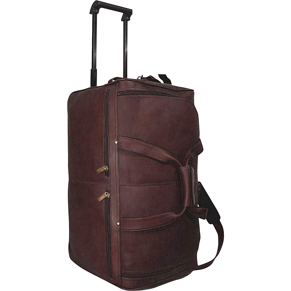 David King & Co. 22 Rolling Duffel Cafe - David King & Co. Softside Carry-On - Luggage, Softside Carry-On