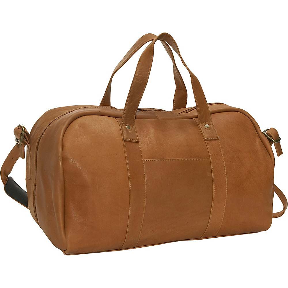 David King & Co. A Frame Duffel - Tan - Duffels, Travel Duffels