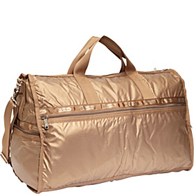 Large Weekender (Patent) Bronze Lightning