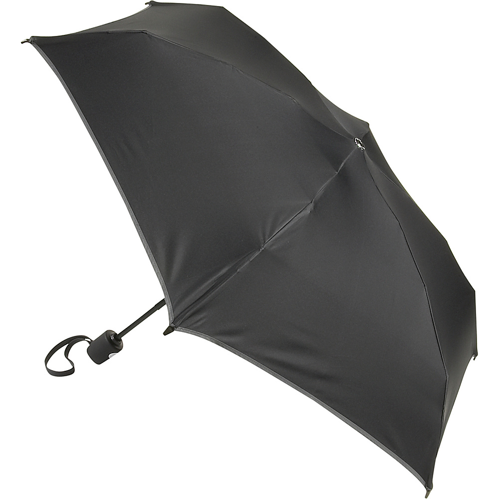 Tumi Small Auto Close Umbrella - Black - Travel Accessories, Umbrellas and Rain Gear