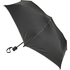 Small Auto Close Umbrella Black
