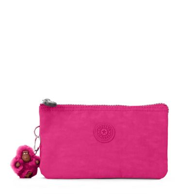 Kipling Creativity Small Cosmetic Bag Very Berry - Kipling Women's SLG Other