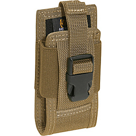 5'' CLIP-ON PHONE HOLSTER™ Khaki