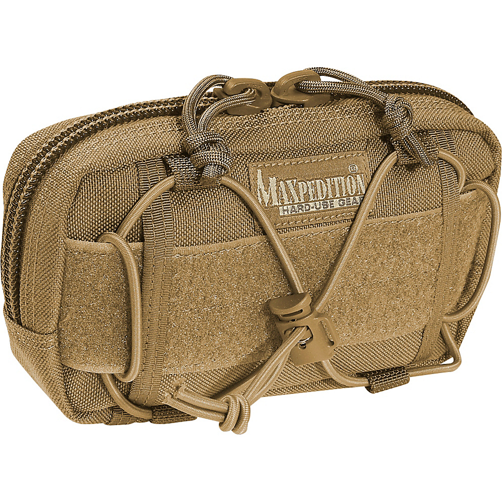 Maxpedition JANUS Extension Pocket - Khaki - Sports, Other Sports Bags