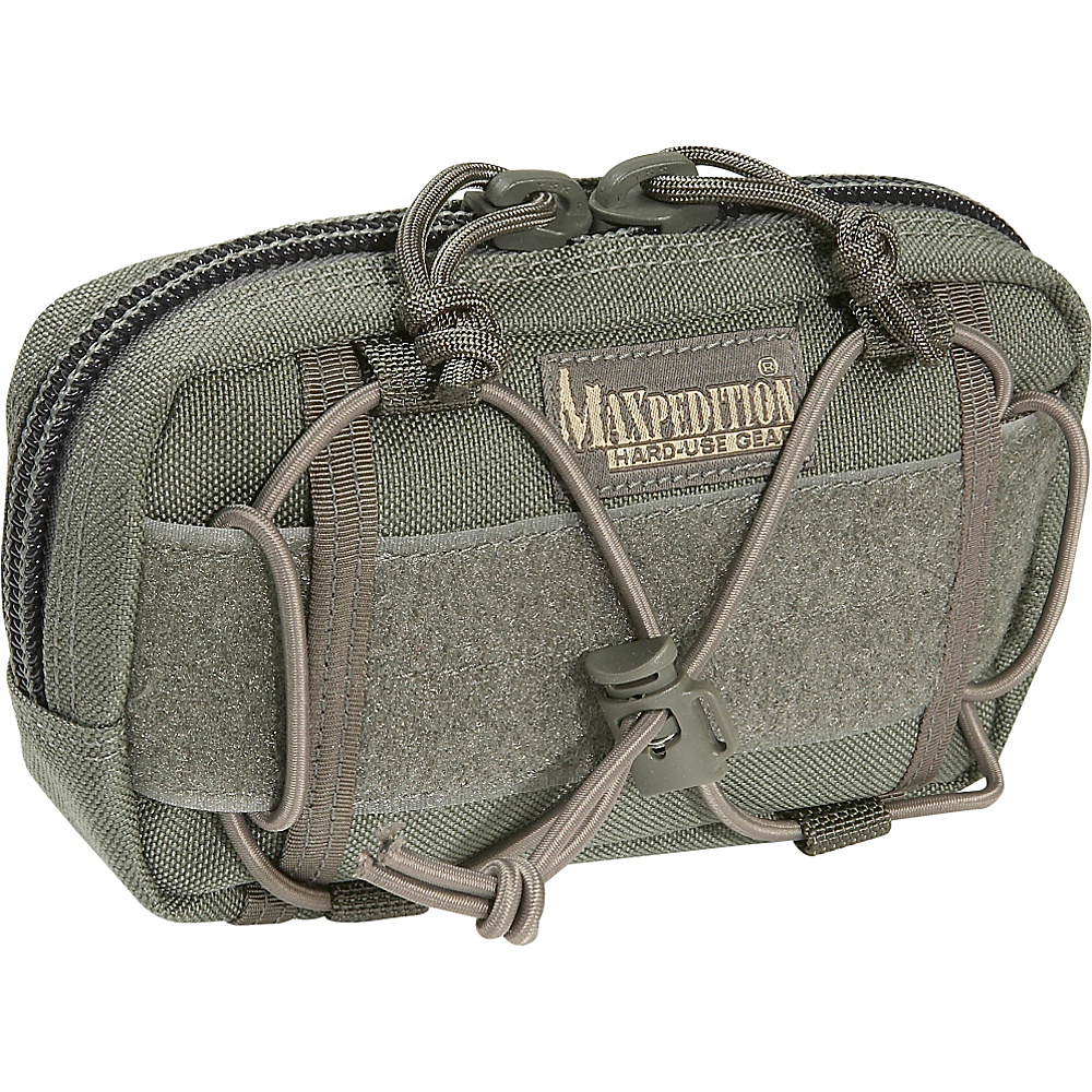 Maxpedition JANUS Extension Pocket - Foliage Green - Sports, Other Sports Bags