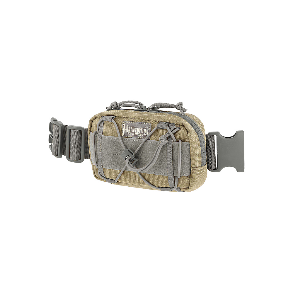 Maxpedition JANUS Extension Pocket Khaki Foliage Maxpedition Other Sports Bags