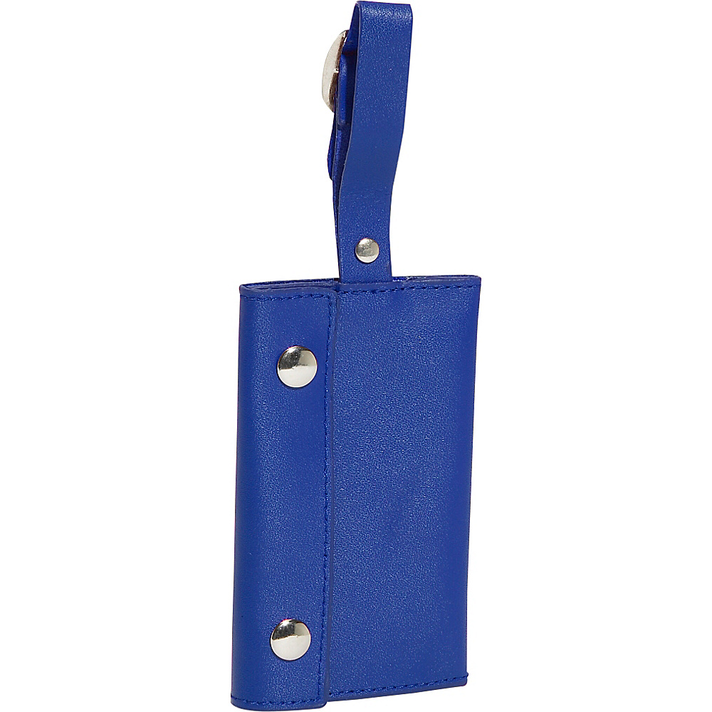 Clava Wrap-Around Luggage Tag - Cl Blue - Travel Accessories, Luggage Accessories
