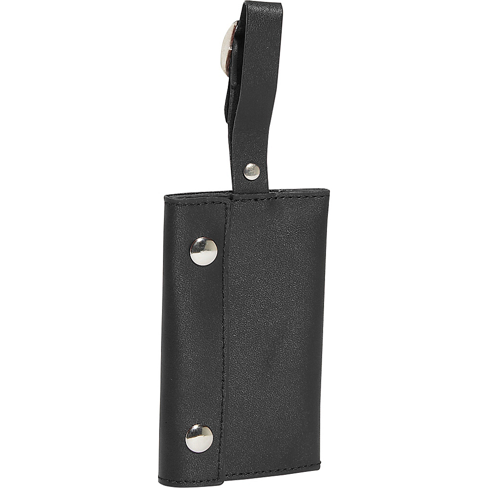 Clava Wrap-Around Luggage Tag - Cl Black - Travel Accessories, Luggage Accessories