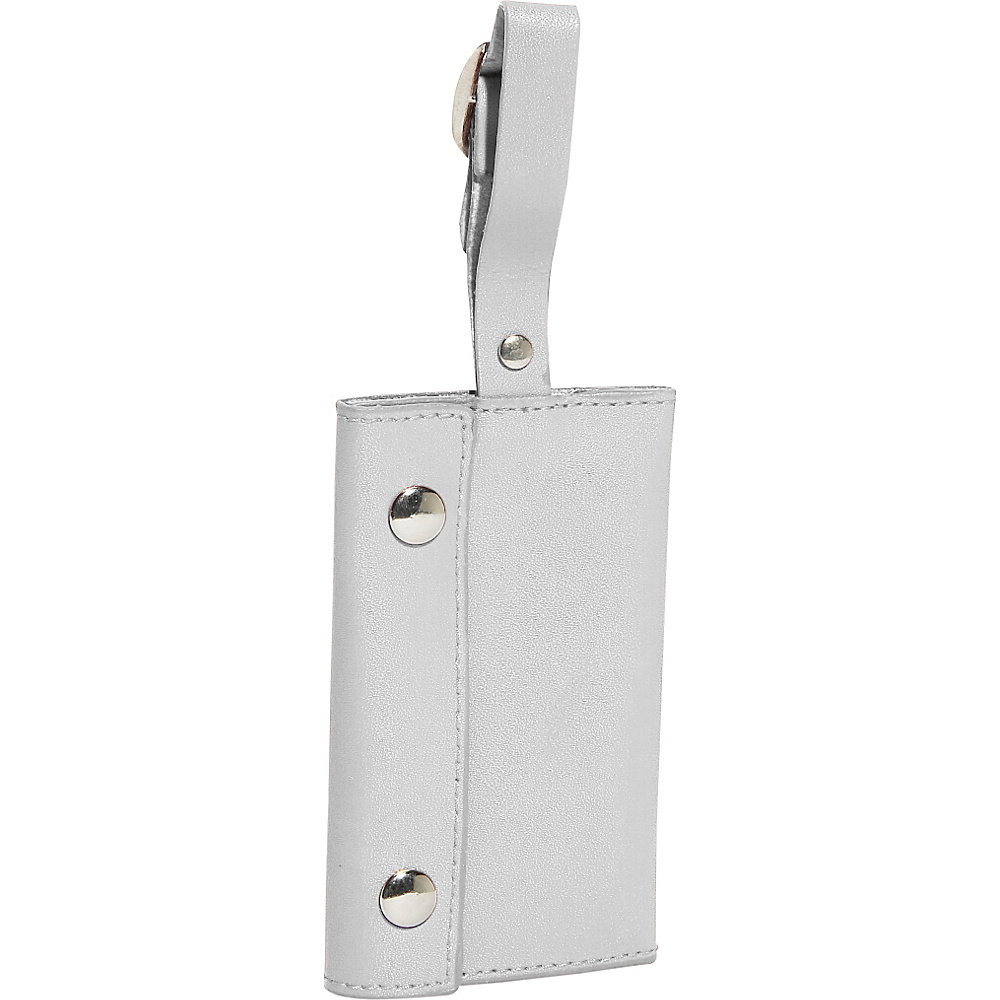 Clava Wrap-Around Luggage Tag - CI White - Travel Accessories, Luggage Accessories
