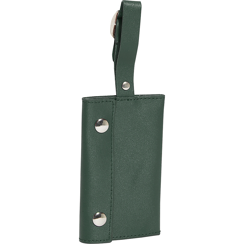Clava Wrap-Around Luggage Tag - Cl Green - Travel Accessories, Luggage Accessories