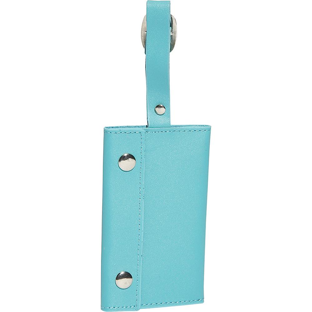 Clava Wrap-Around Luggage Tag - CI Aqua - Travel Accessories, Luggage Accessories