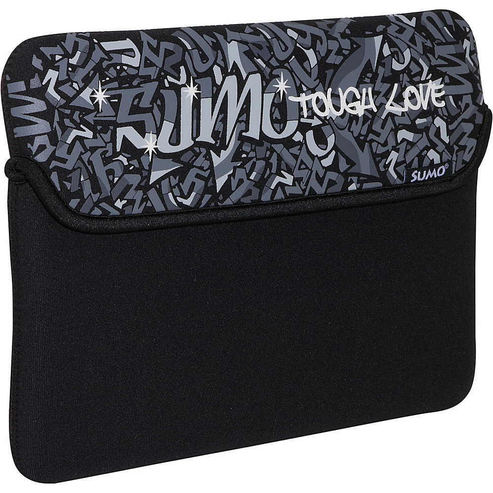 Sumo 10 Graffiti NetBook Sleeve Black