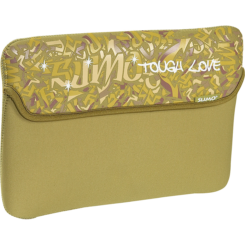 Sumo 10 Graffiti NetBook Sleeve Green