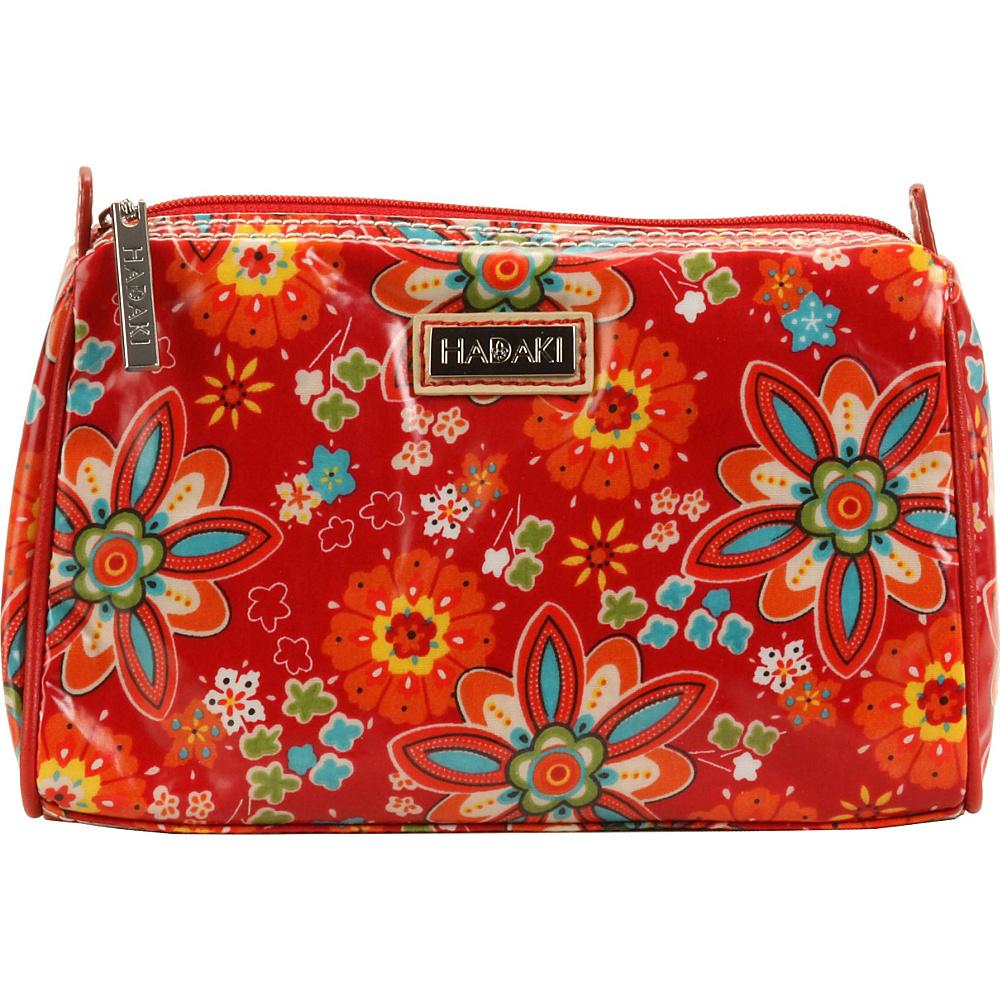 Hadaki Printed Coated Scoop Pod Primavera Floral - Hadaki Travel Organizers - Travel Accessories, Travel Organizers