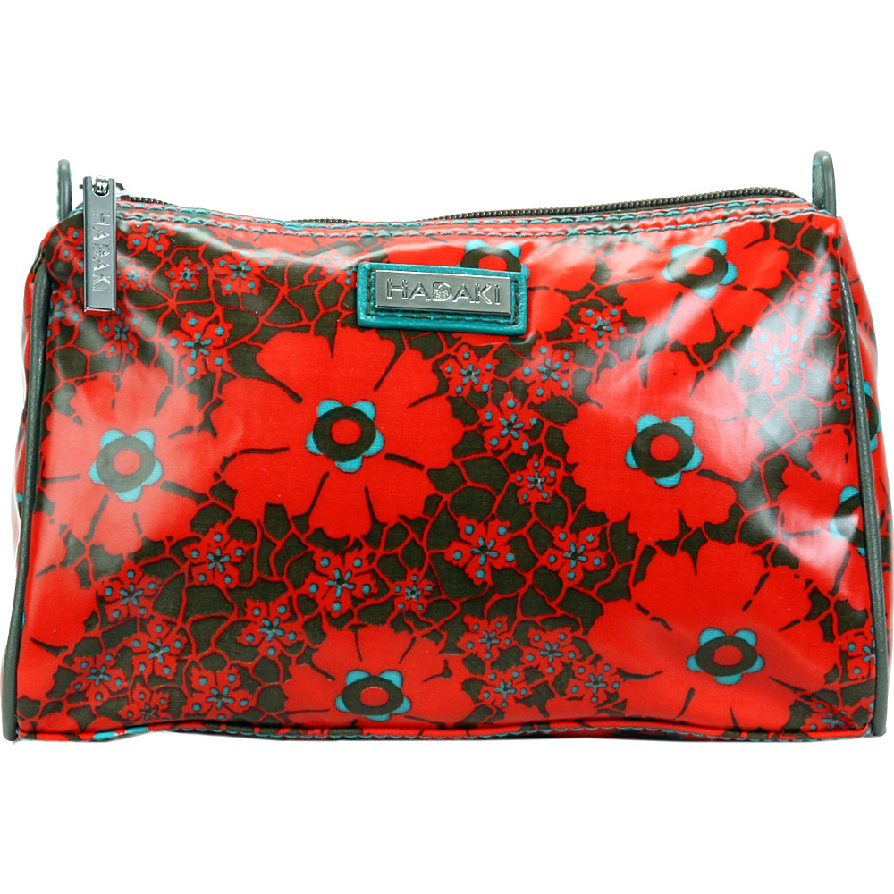 Hadaki Printed Coated Scoop Pod Primavera Lacey - Hadaki Travel Organizers - Travel Accessories, Travel Organizers