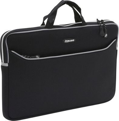 Mobile Edge Neoprene Laptop Sleeve - 17.3 PC - Black