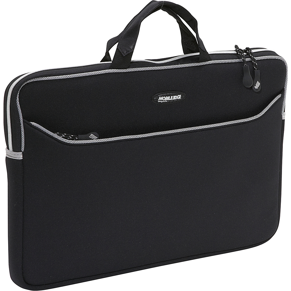 Mobile Edge Neoprene Laptop Sleeve - 17.3 PC - Black - Technology, Electronic Cases