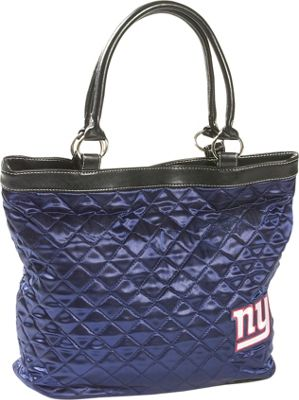 Littlearth Quilted Tote - New York Giants