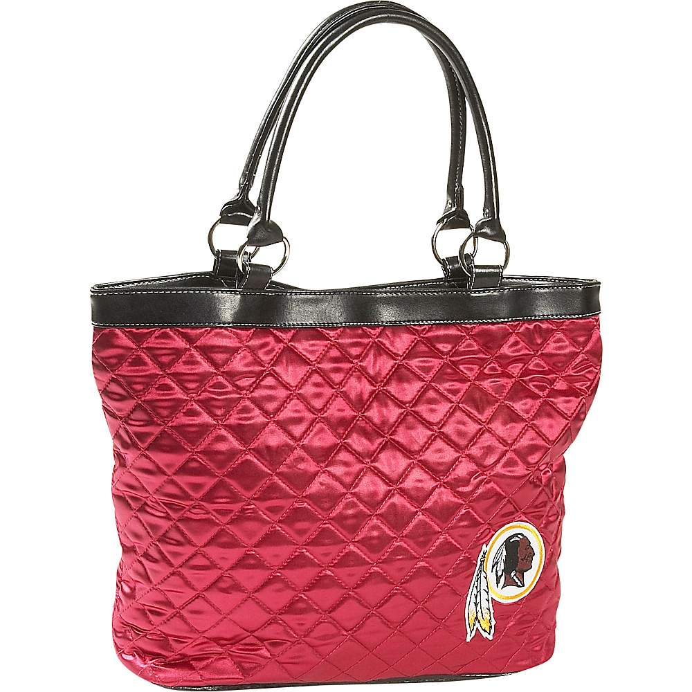 Littlearth Quilted Tote - Washington Redskins Washington Redskins - Littlearth Fabric Handbags