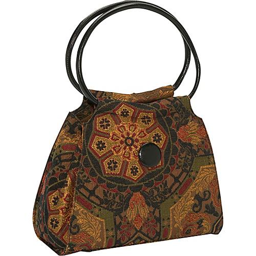 Soapbox Bags Metro Bag: Fabric - Shoulder Bag