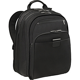 17'' Clamshell Backpack Black