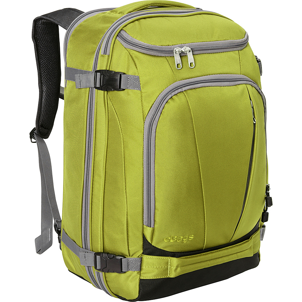 eBags Mother Lode TLS Weekender Convertible Green