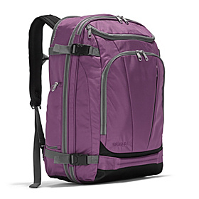 Mother Lode TLS Weekender Convertible Eggplant