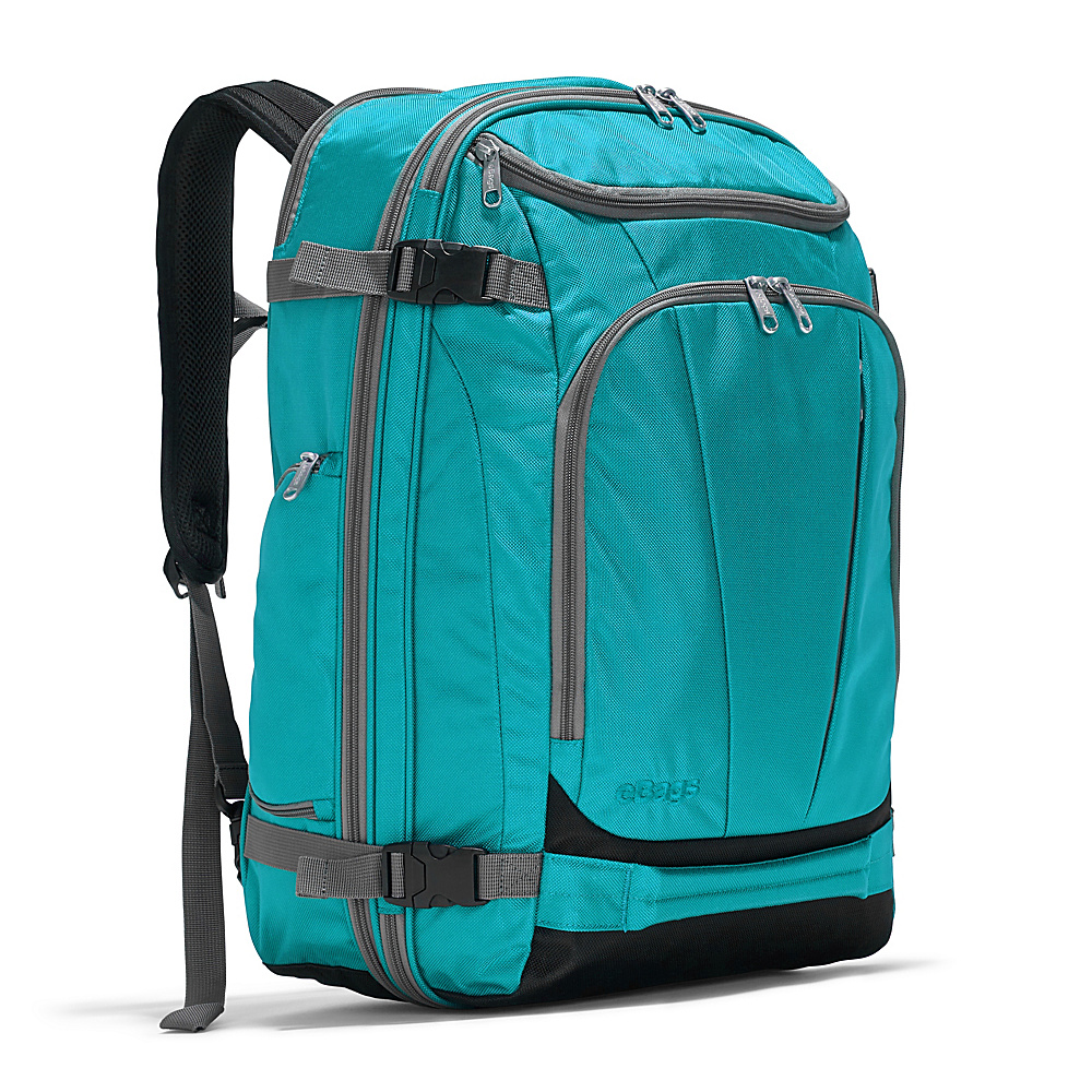 eBags TLS Mother Lode Weekender Convertible Tropical Turquoise - eBags Travel Backpacks