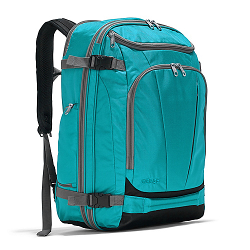 eBags Mother Lode TLS Weekender Convertible Tropical Turquoise - eBags Travel Backpacks