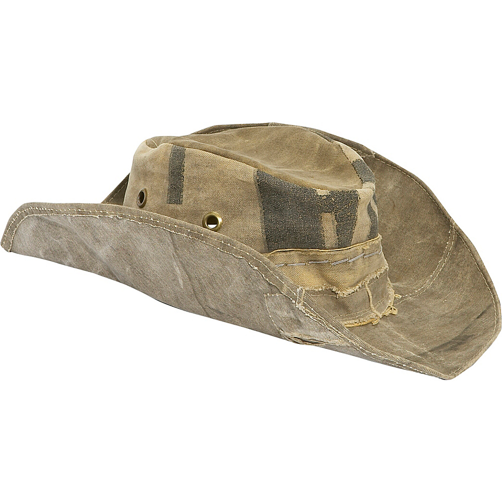 The Real Deal Real Deal Hat - X Large - Canvas - Fashion Accessories, Hats/Gloves/Scarves