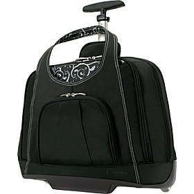Contour Balance Series Rolling Notebook Case Black