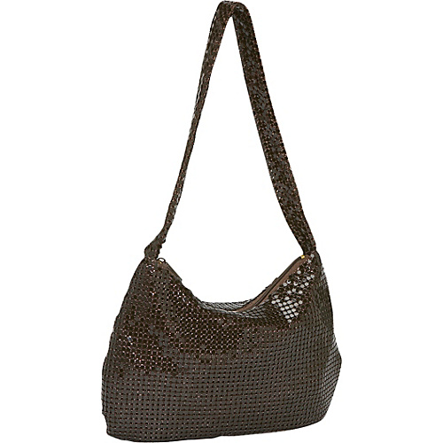 Prezzo Metal Mesh Hobo - Shoulder Bag