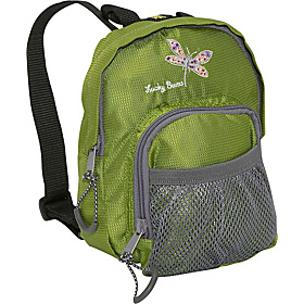 Lucky Bug w/Dragonfly (Toddler: 1-3 years) Green
