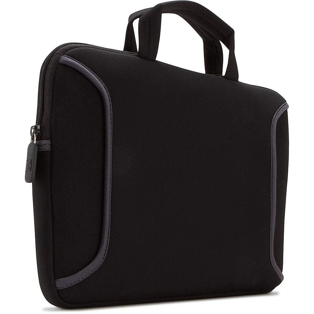 Case Logic 12.1 Laptop Sleeve - Black - Technology, Electronic Cases