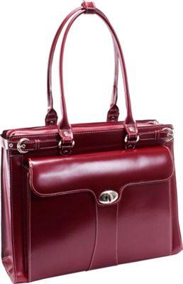 "McKlein USA Quincy Leather 15.4"" Ladies' Briefcase"