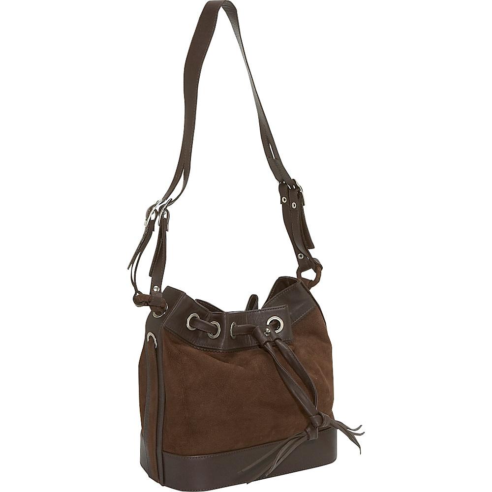 John Cole Verity - Brown with Espresso - Handbags, Leather Handbags