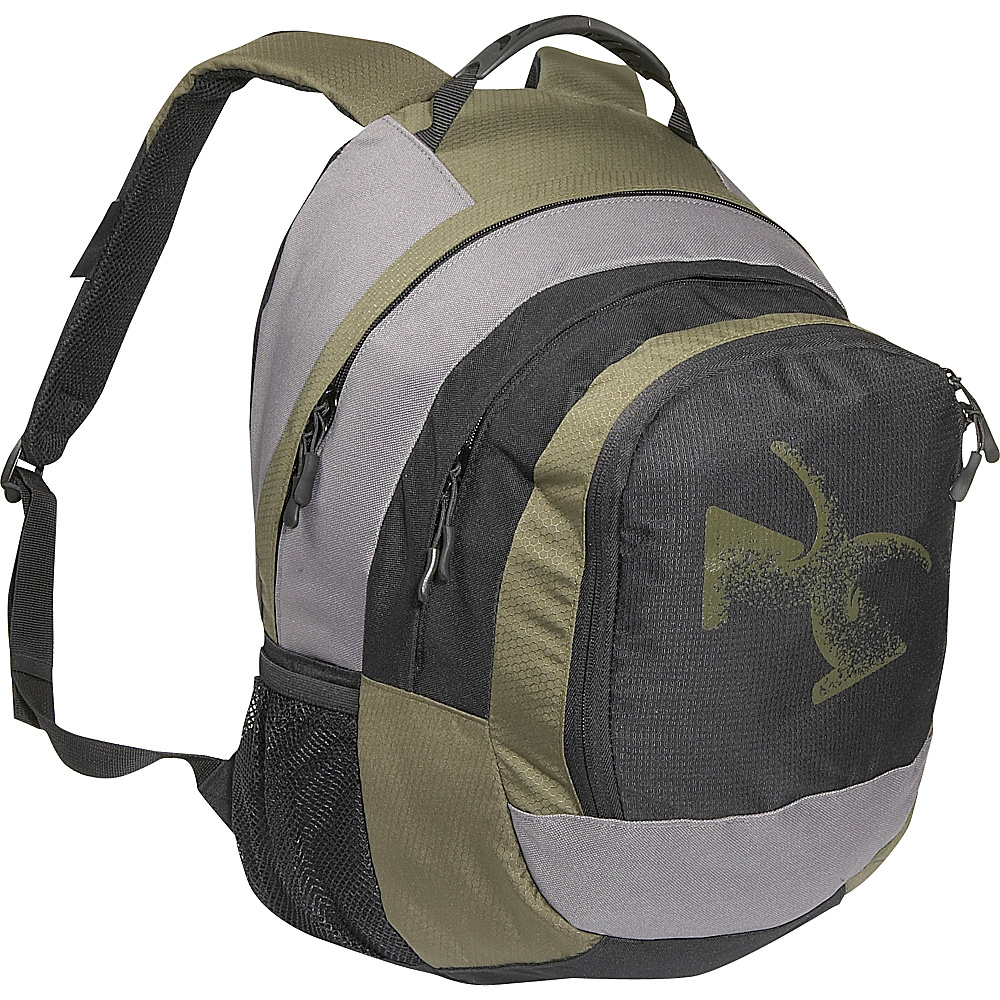Pipergear Switch Black Olive Green Light Grey Pipergear Business Laptop Backpacks