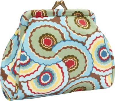 Amy Butler for Kalencom Mallory Coin Purse Dancing Umbrellas - Amy Butler for Kalencom Women's SLG Other