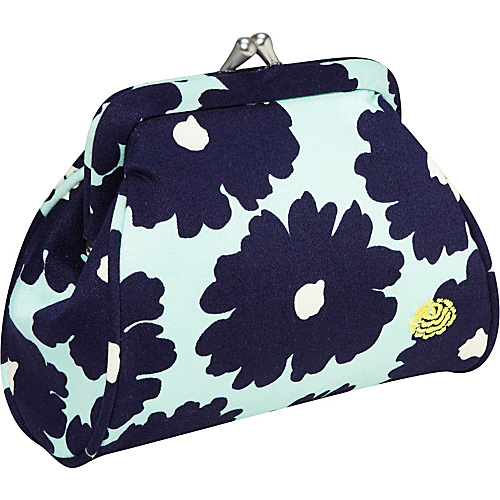 Amy Butler for Kalencom Mallory Coin Purse - Poppies