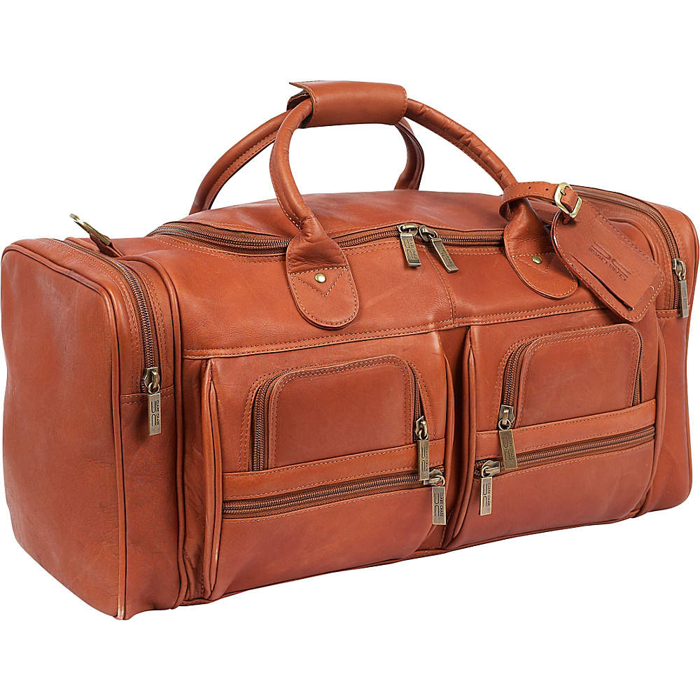 ClaireChase Executive Sport Duffel Saddle