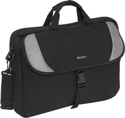 Targus 15.4 inch Laptop Sleeve Black/Grey - Targus Electronic Cases