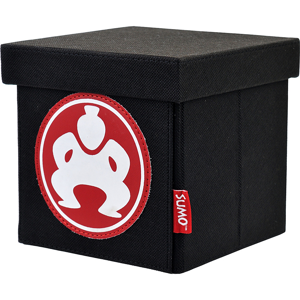Sumo Sumo Folding Desktop Cube 4 Black