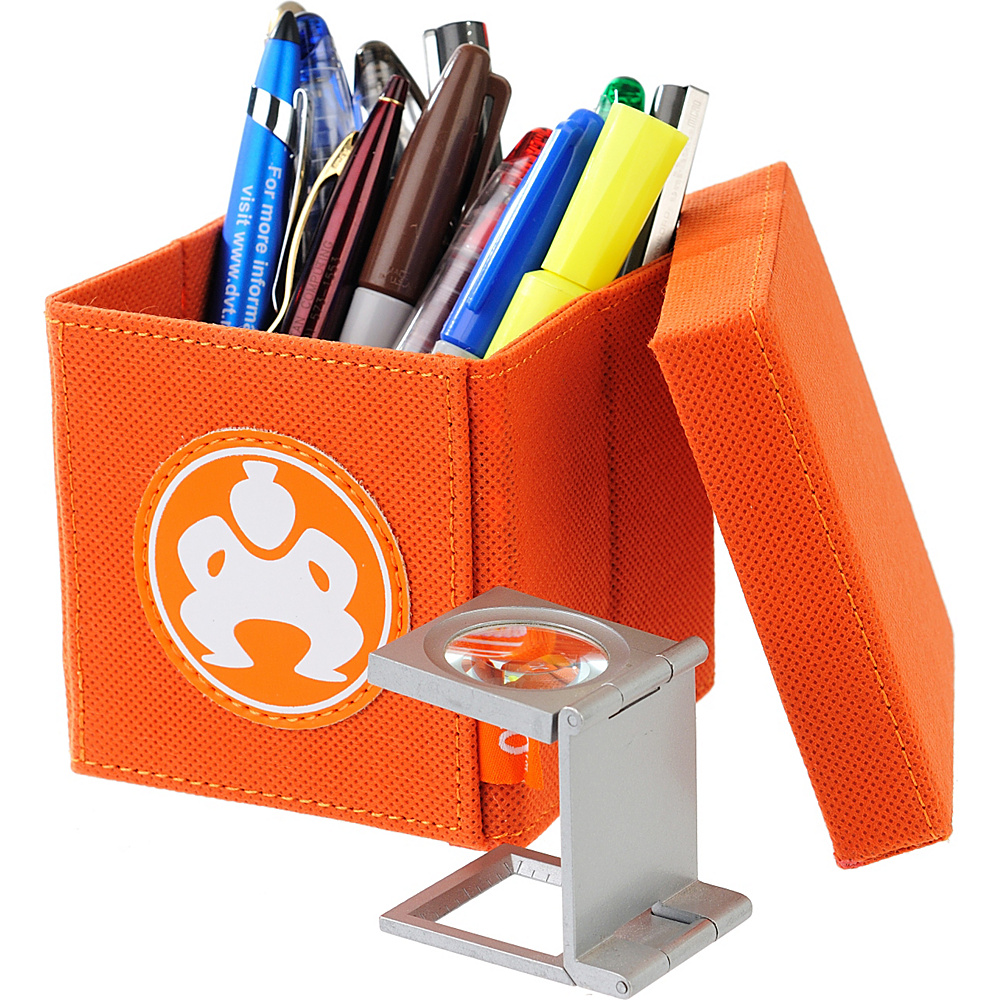 Sumo Sumo Folding Desktop Cube 4 Orange