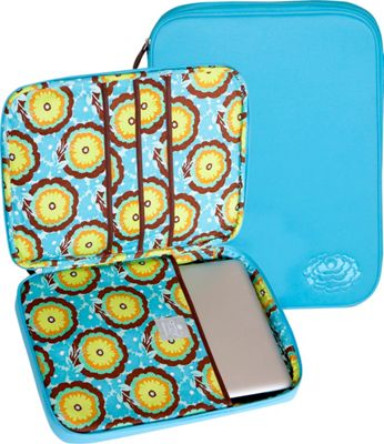 Amy Butler for Kalencom Amy Butler for Kalencom NOLA Laptop Wrap - Buttercups